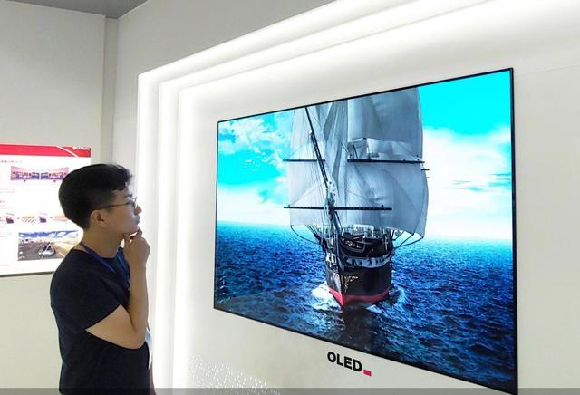 今年前三季度全球OLED电视销量已超过去年全年销量